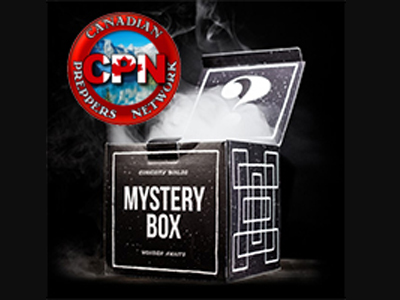 Canadian Preppers Network Mystery Box
