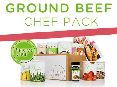 Thrive Chefs Package